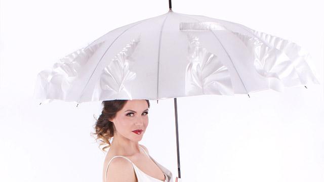 Vjenčana kolekcija kišobrana
